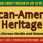 African-American Heritage featuring Doreen Hardie and Kenneth Harris